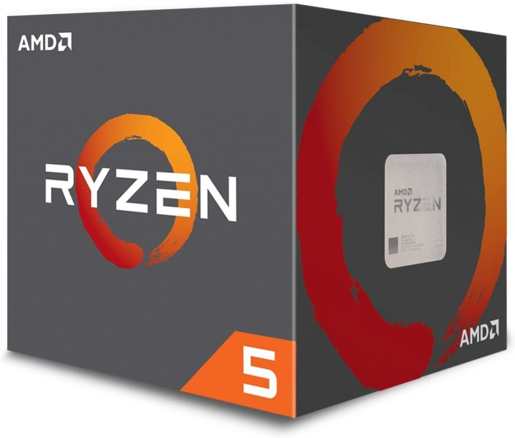 Processor Ryzen 2600