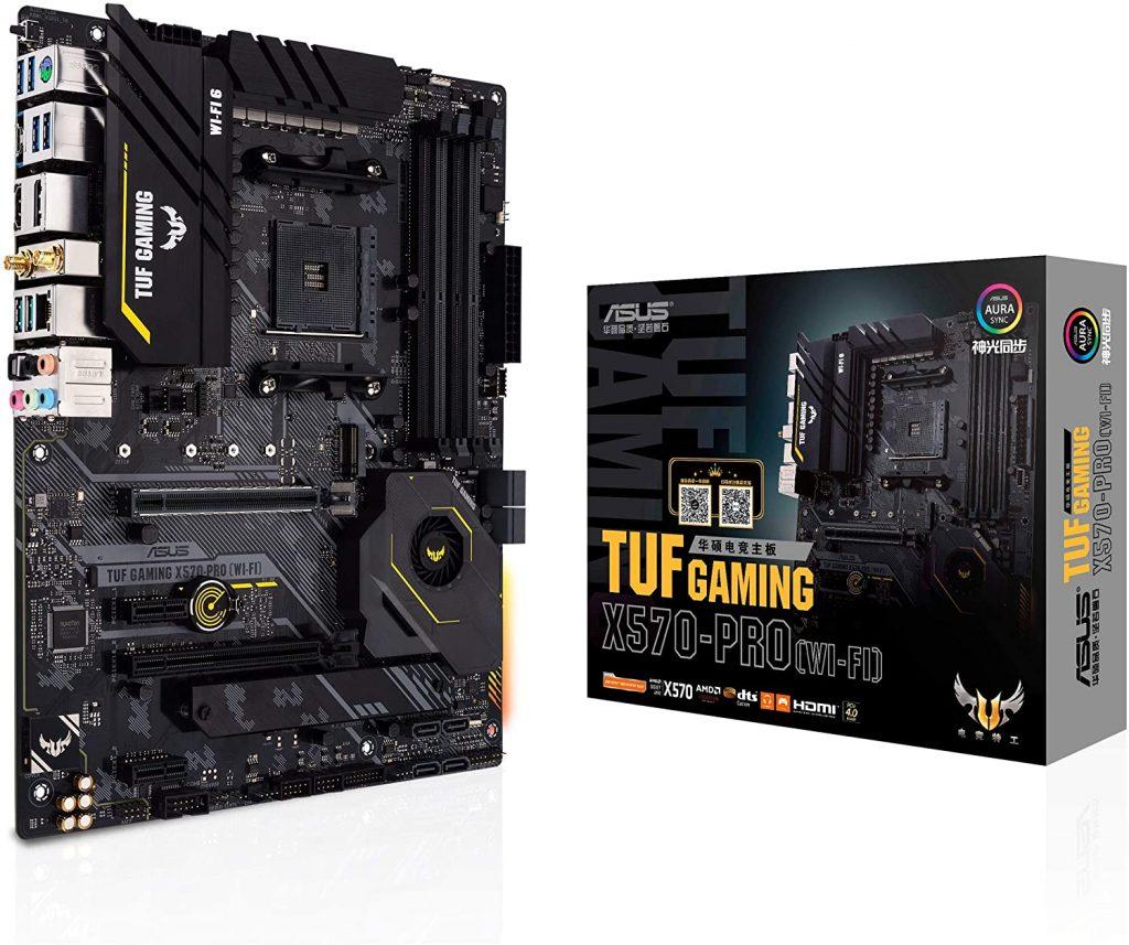 ASUS X570 TUF Gaming Plus WiFi