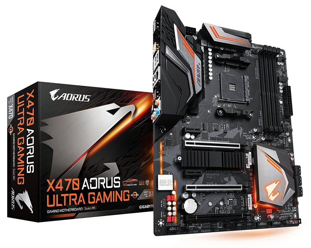 X470 Motherboard